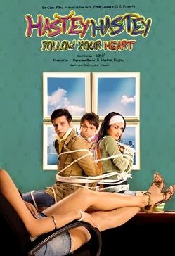 Hastey Hastey Follow Your Heart (2008) DVD Rip