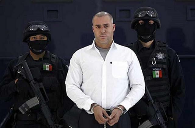 """El es """"El Jabali Mayor"""" el mayor operador de Chapo Guzman"""