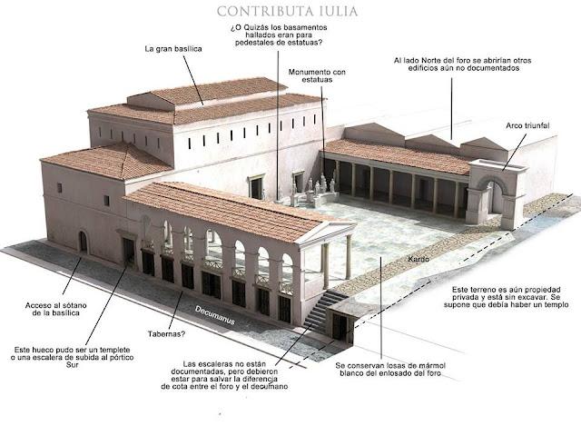 imagina65: LA ZONA HISTÓRICA : Contributa Iulia