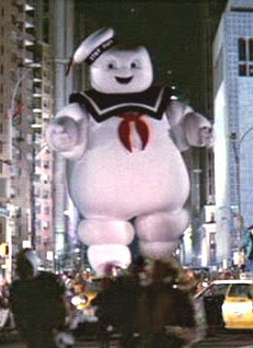 Stay Puft Marshmallow Man Ghostbusters