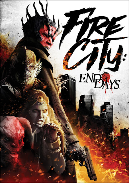 Nonton Fire City End Of Days (2015)