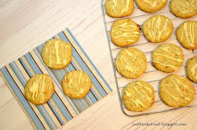 ciasteczka z pistacjami
