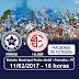 SÁBADO DIA 11.02.17 - Parnahyba x 4 de Julho pela Campeonato Piauiense de 2017