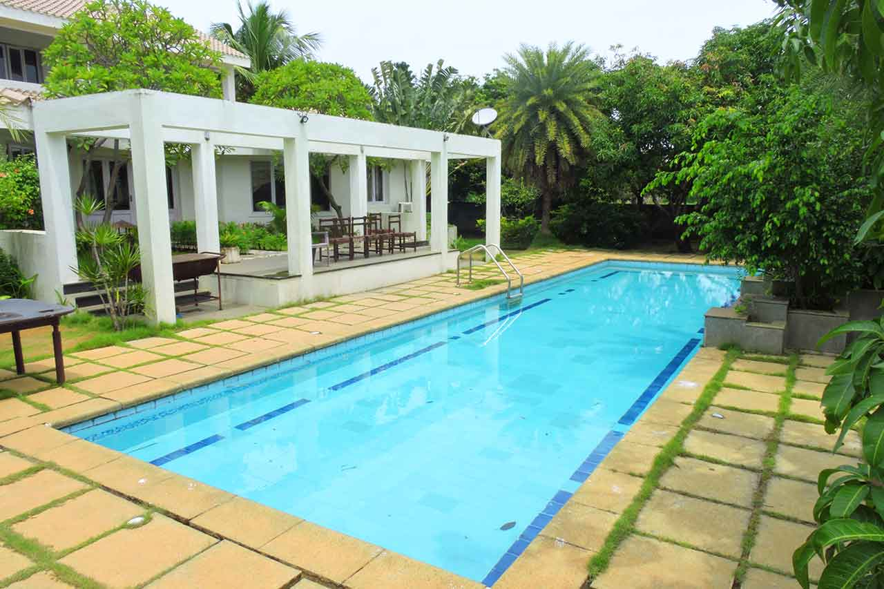 Beach House in ECR for Daily Rent