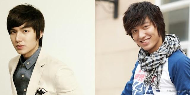 pria terganteng Lee Min-Ho
