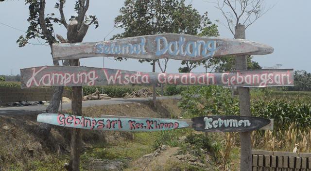 Berwisata di Desa Wisata Gebangsari, Tidak ada Noda Tidak Belajar