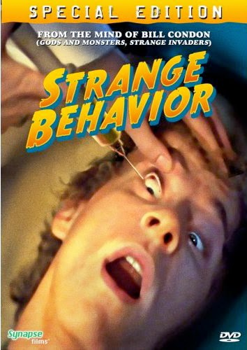 Dan Shor Strange Behavior Dead kids movie