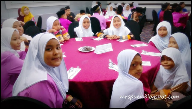 Berbuka Bersama Anak-Anak Yatim Di Ancasa Residents , Port Dickson
