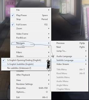Download Cara Menampilkan SoftSub dan Merubah Dual Audio