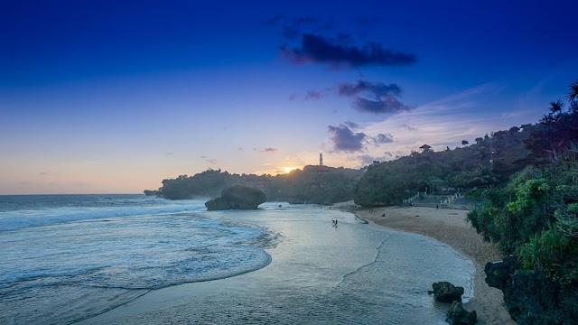 Wisata Pantai Kukup Jogjakarta