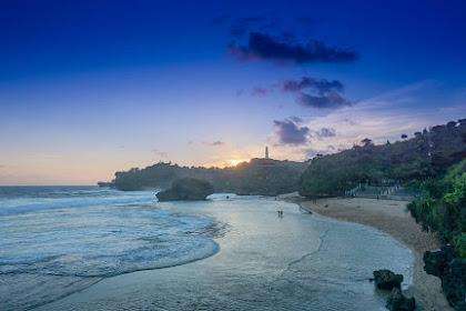 Pantai Kukup, Pantai Pasir Putih yang mesti anda kunjungi di Yogyakarta
