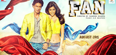 fan first day box office collection