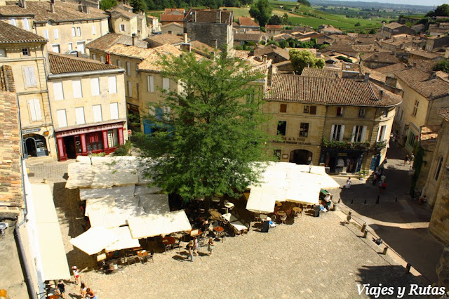 Saint Emilion, Francia
