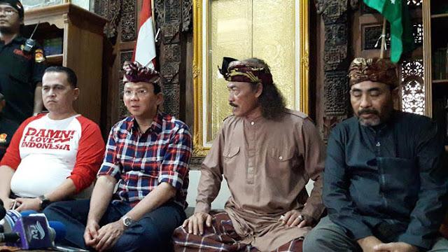 Gus Nuril: Saya disuruh untuk pilih Ahok tapi saya tidak mau, saya hanya pilih pemimpin Islam Yaitu Djarot