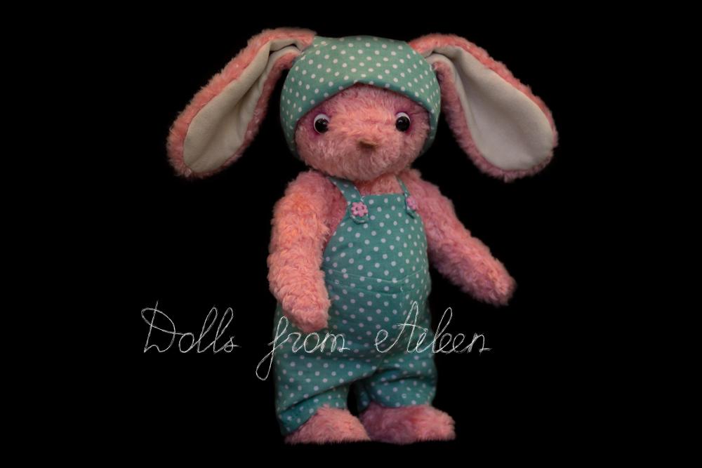 ooak artist teddy bunny rabbit