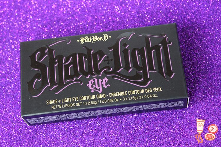 Kat Von D: Shade & Light Plum