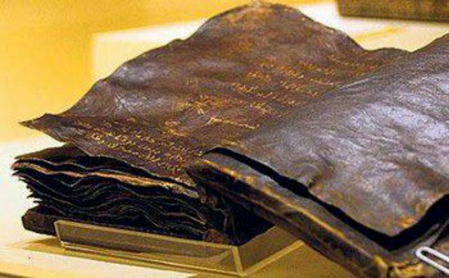 ancient bible found in Turkey
