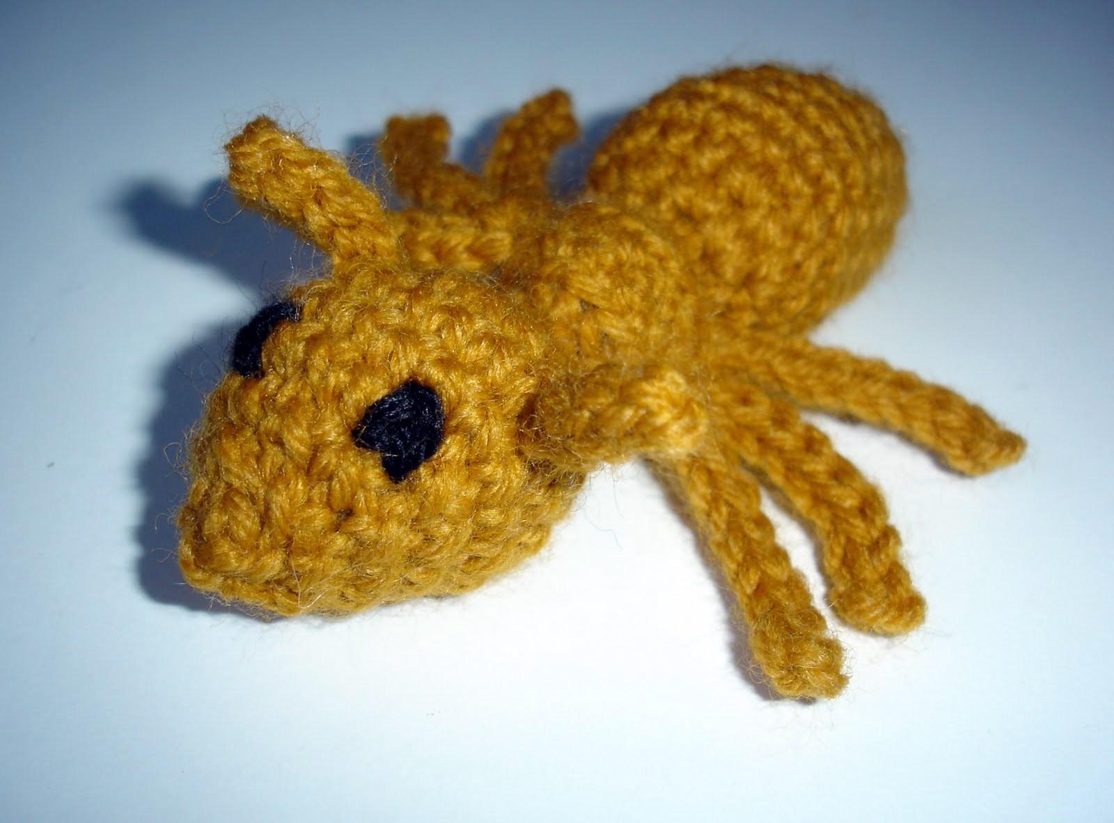 Amigurumi Yarn Size : Free Patterns by H: Ant Amigurumi