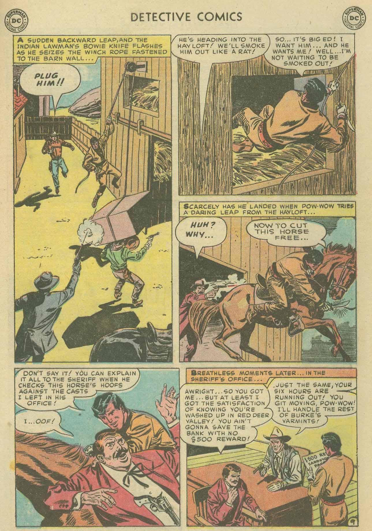 Detective Comics (1937) 175 Page 46