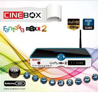 Colocar CS Fantasia%2BMaxx%2B2 CINEBOX FANTASIA MAXX 2   Atualização Abril 2016 comprar cs