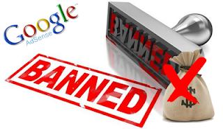 Cara Mengetahui Apakah Blog di Banned Google Adsense