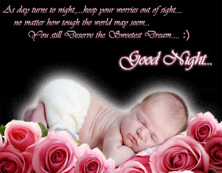 good night sms in hindi 140