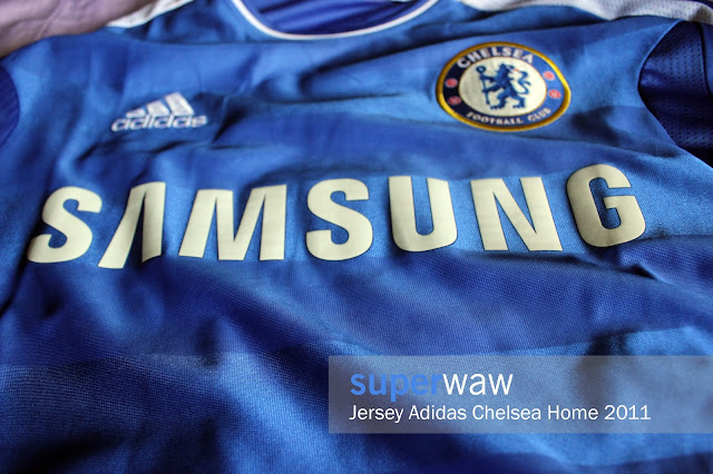 Jersey Chelsea Home 2011