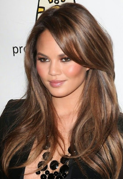 Chocolate Honey Brown Hair Color 2015