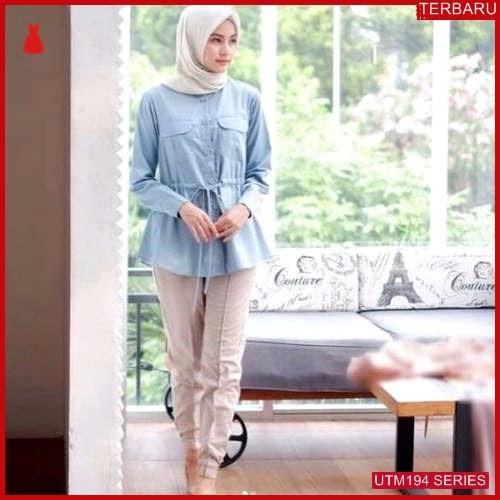 UTM194R64 Baju Rabina Muslim Atasan UTM194R64 0C2 | Terbaru BMGShop