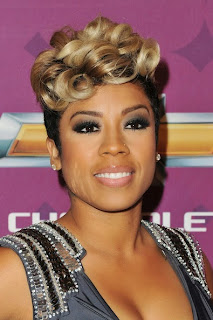 Cute Hairstyles with Color for Black Female