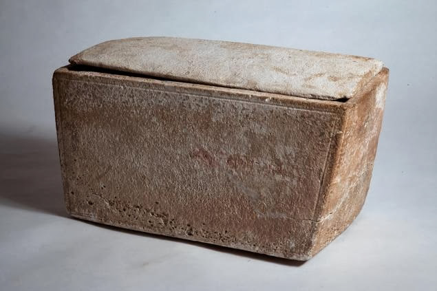 Public to see limestone box that may have been casket for Jesus' brother