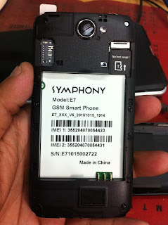 IMG_3336 Symphony E7 Official Flash Firmware 100% Tested Without Password- Root