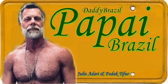 Papai Brazil - Só Maduros! Only Dads!