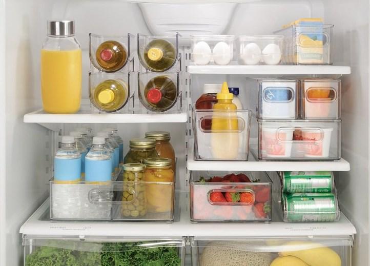 Bảo quản thực phẩm trong tủ lạnh sao cho đúng cách