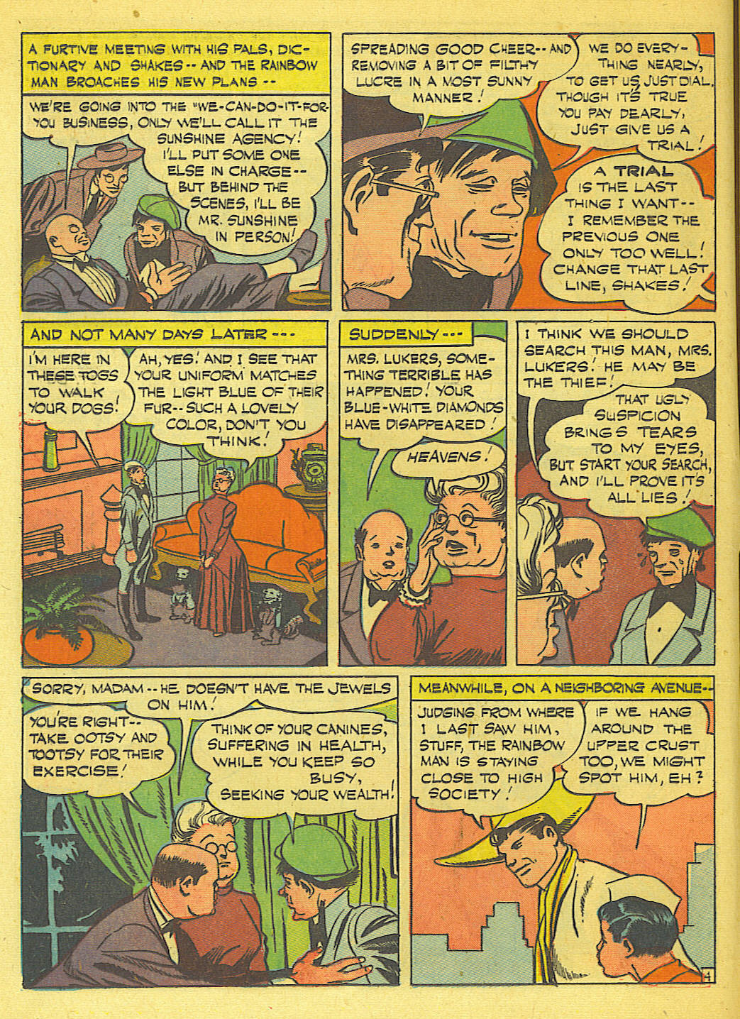 Read online Action Comics (1938) comic -  Issue #71 - 18