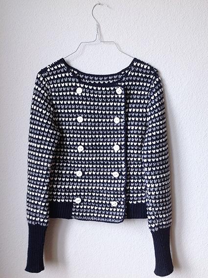 Knit Kit: Häkeln versus Stricken
