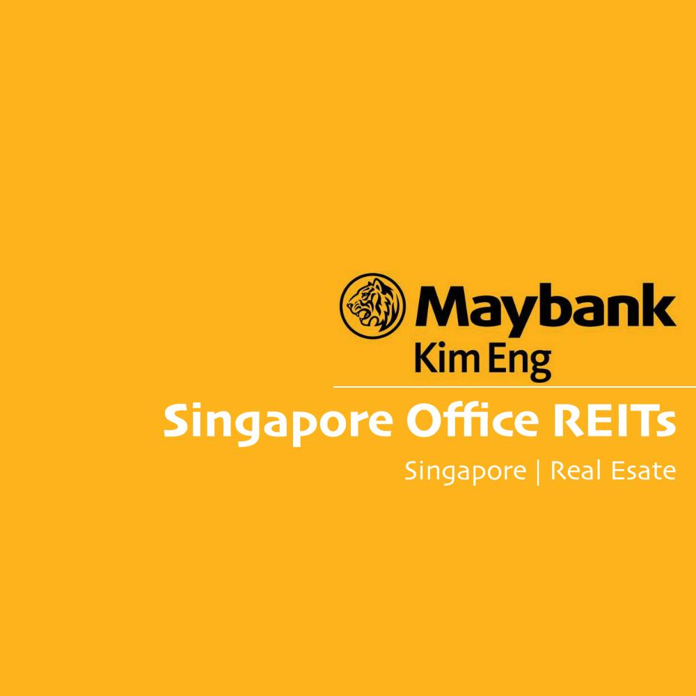 Singapore Property - Maybank Kim Eng 2016-10-27: The Office Snapshot