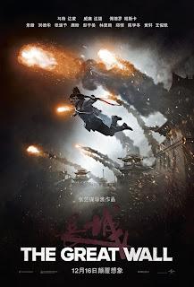The Great Wall - Segundo Poster & Segundo Trailer