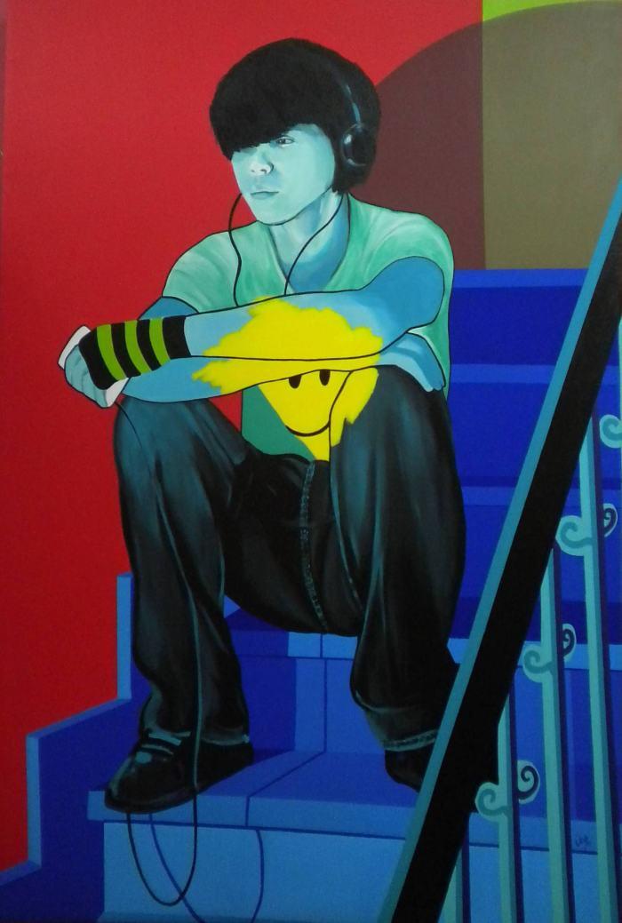 Кубинский художник. Osy Milian