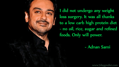 Adnan Sami Weight Loss Story