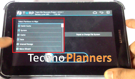 How To Update Galaxy Tab 2 7 0 P3100 To 6 0 Marshmallow