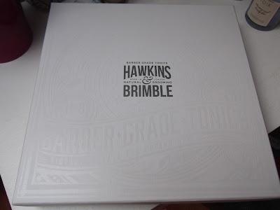 Hawkins & Brimble Natural Grooming Elemi & Ginseng.