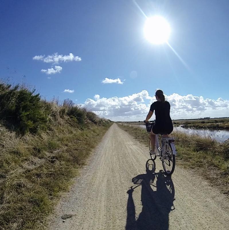 vélo noirmoutier cycling summer