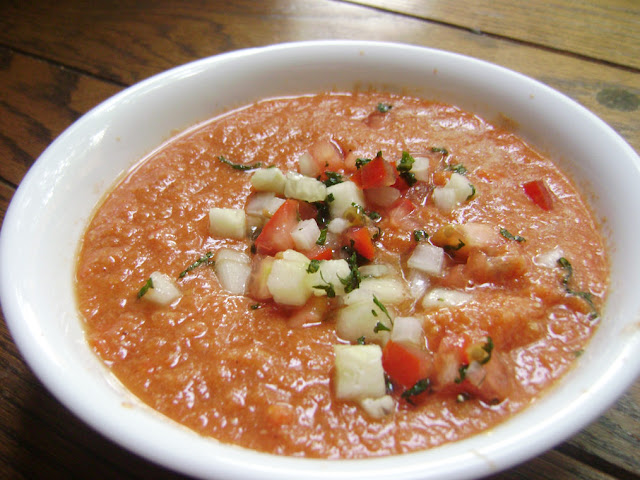 Best Gazpacho Spanish Food Recipes with Pictures