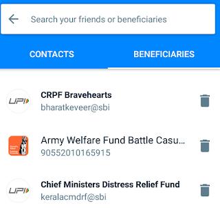 CRPF Donate