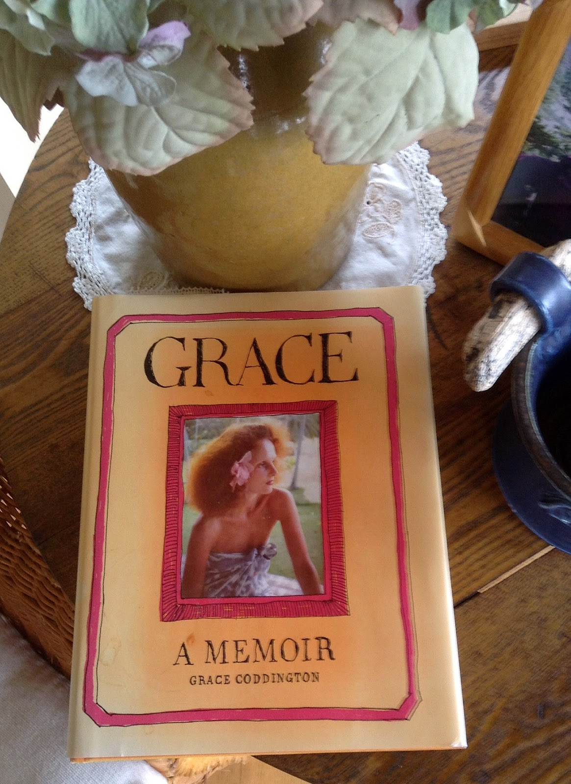 Grace Coddington's memoir Grace
