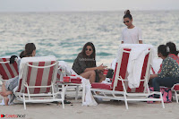 Priyanka Chopra on the beach Day 3 with friends in Miami Exclusive Pics  007.jpg