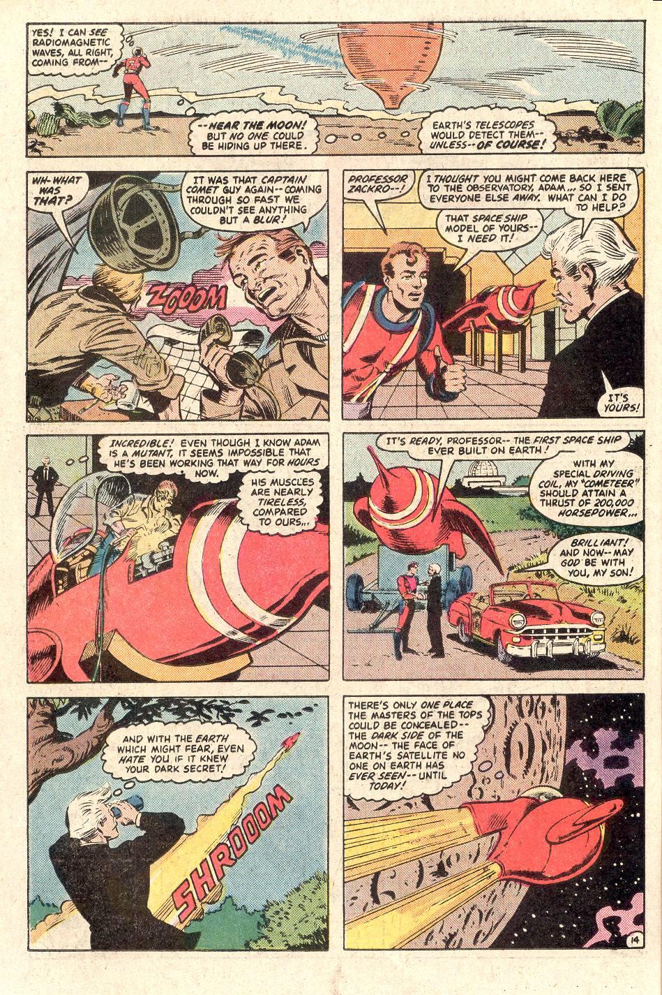 Read online Secret Origins (1986) comic -  Issue # _Annual 1 - 51