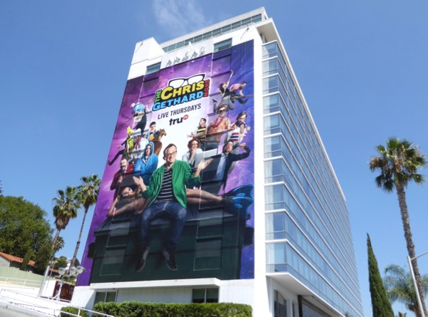 Chris Gethard Show season 3 billboard