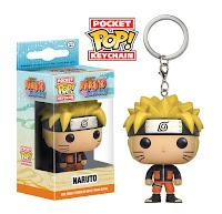 Popcket Pop! Keychain Naruto